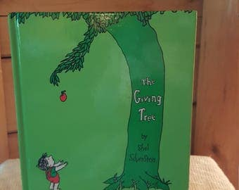The giving tree book...great collectable!!