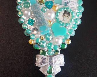 Audrey Hepburn inspired Tiffany Blue Gorgeous