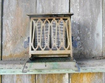Vintage Westinghouse Toaster / Turnover Toaster / TT-3 / Vintage Kitchen Appliance