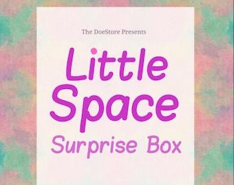 Adorable Little Space Time Surprise Box