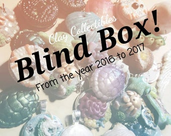 Clay Collectibles Blind Box