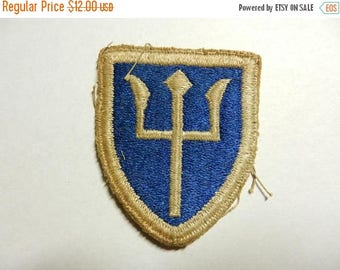 Summer Sale Vintage WW2 US 97th Infantry Division Patch