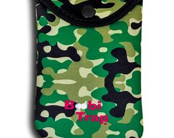 "BoobiTrap - Camouflage (Large - 6""L X 4 1/8""W) Item 302"