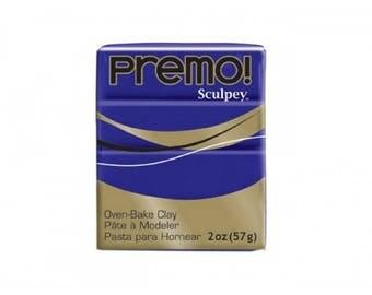 Clay PREMO Sculpey purple 57g