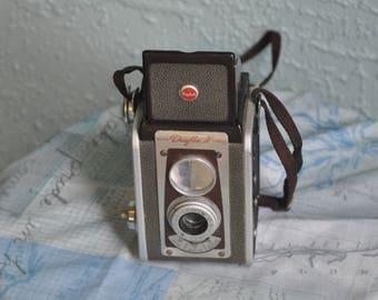 Old Kodak Duaflex IV Camera