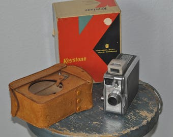 Vintage Keystone Model KX-10 Movie Camera