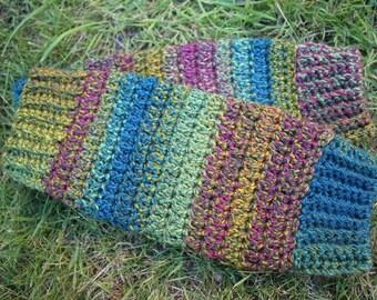 Leg warmers // crochet //