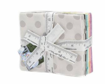 Fat Quarter Bundle Circulus by Jen Kingwell Designs for Moda - 10 Fabrics