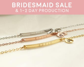 Initial Charm Bracelet, Graduation, Family Tree bridal gift Grandmother gift personalized grandmother jewelry - 1FTBR