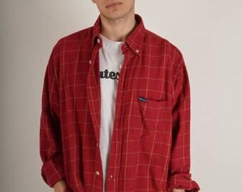 Vintage Sergio Tacchini Shirt 90's (2801)