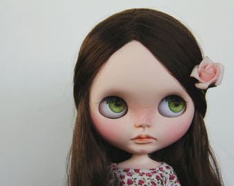 RESERVED - Ooak Blythe doll