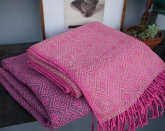 Theresa Alpaca Blanket