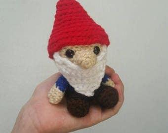 Crochet Mini Gnome Doll Amigurumi