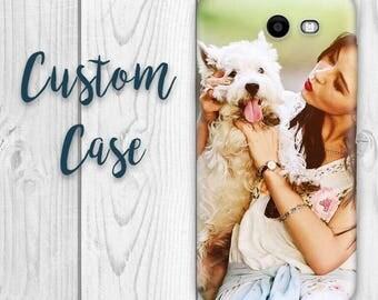 For Samsung Galaxy J3 Emerge Case/ J3 Prime/ J3 Eclipse/ J3 2017/ J3 Luna Pro/ Sol 2/ Amp Prime 2/ Express Prime 2/ Custom Photo Case
