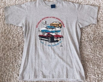 95' Mustang & Ford Buddy Jones Tee