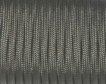 30 feet of Paracord 4mm Olive Green ideal for survival bracelets
