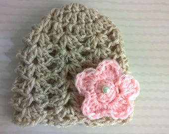 Wool baby Hat