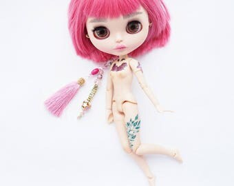SOLD OUT!!! Don't pay!!! Custom blythe doll (all clothes are included)