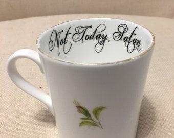 Customizable insult  cheeky coffee mug