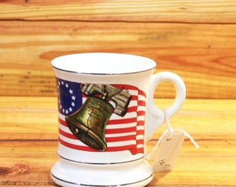 ON SALE Liberty Bell Mug. Box 366