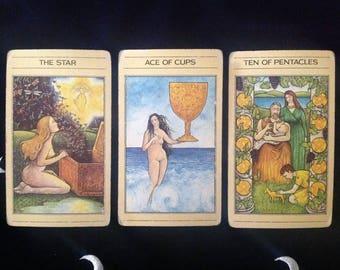 Past, Present & Future reading