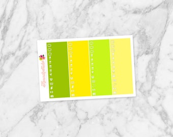 August Little Things (Functional Labels) for Erin Condren Life Planners, Happy Planners, Personal Planners and more!