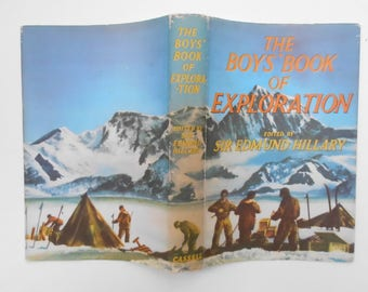 The Boys Book of Exploration 1957