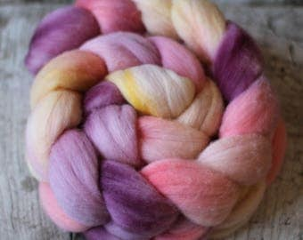 Trish - Australian Merino Wool Roving / Top (18 micron)