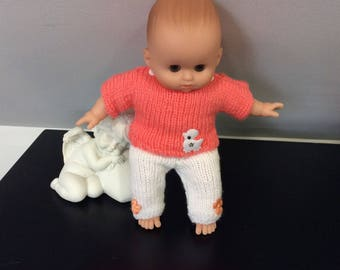 Clothing wool for a doll stand. Corolla. 25 30 cm