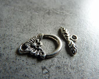 Leaf Toggle clasp