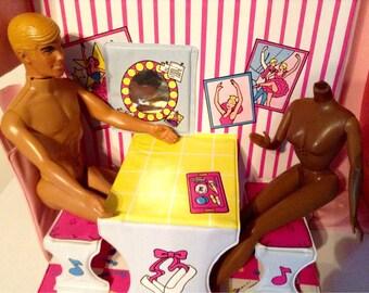 """Barbie and Ken """"Broke-Up!"""""""