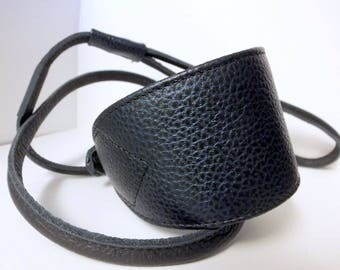 leather whippet collar. leather greyhound collar. coordinated collar and leash