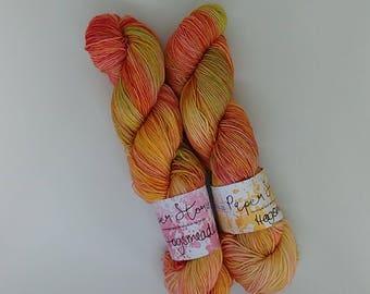 Hogsmeade - Harry Potter Inspired Sock Yarn