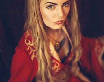 Cersei Lannister Game of Thrones Cosplay Print