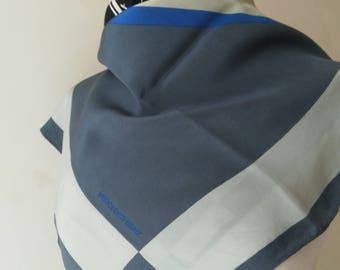 Mercedes Benz, silk car scarf