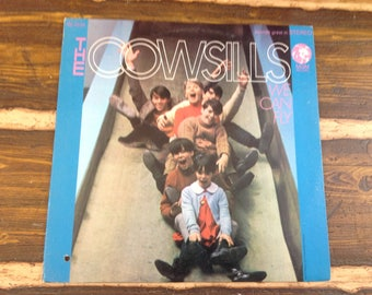 The Cowsills We Can Fly Vintage Vinyl Record LP