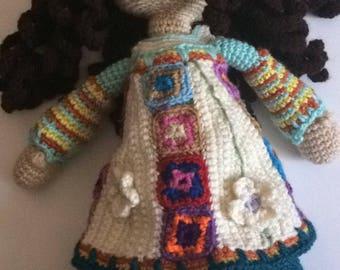 Yuna hippie doll