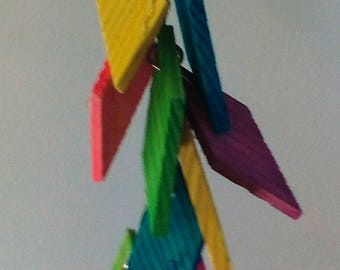 Earrings, Bird Toy