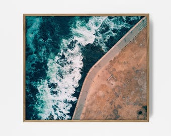 arial shoreline print, drone art, arial drone print, arial ocean print, arial ocean photo, drone photography, drone beach photography art