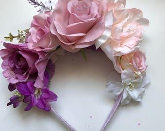 Fairy Garden Crown