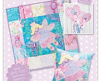 Sweet Chic Design - Fairy Treasures pattern