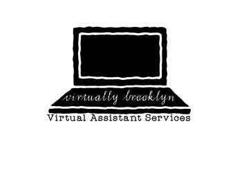 Virtual Assistant Logo Design