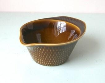 Cute heatproof bowl from Stavangerflint, Norway, 1970