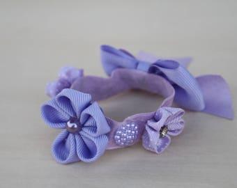 flower bun wreath, bun wrap,Bun Wreath,ballet bun wreath bun flower wreath, stretch bun wrap, ballerina bun crown,  elastic bun wrap, wreath
