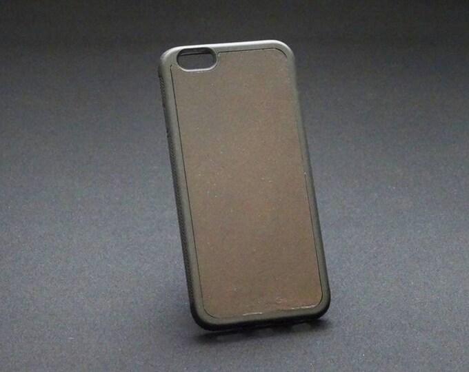 Apple iPhone 6 6S - Jimmy Case in Satin Brown - Kangaroo leather - Handmade - James Watson