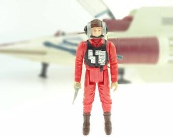 B-Wing Pilot Vintage Star Wars Action Figure