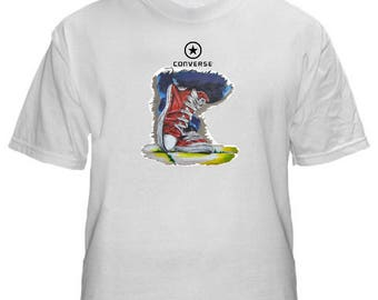 Converse All Star Shoes T-Shirt