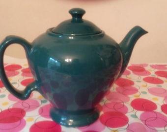 Vintage McCormick Teapot Green