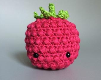 Raspberry crochet