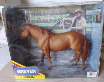 """BREYER HORSE WHISPER """"pilgrim"""""""
